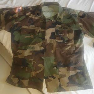 US Army Jacket Size M